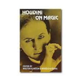Houdini on Magic-Walter Gibson