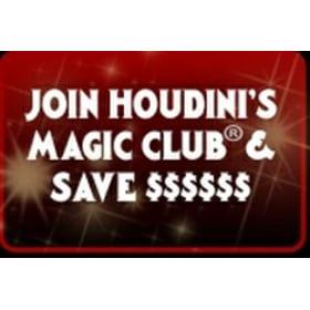 Houdini's Magic Club
