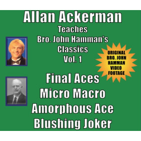 DVD-Ackerman Teaches Hamman Vol. 1