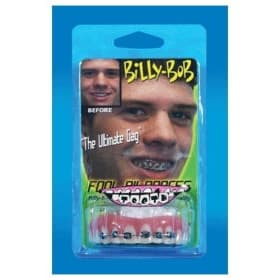 Crazy Teeth - Braces