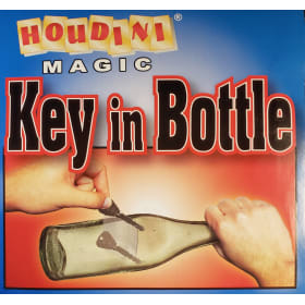 Key in Bottle