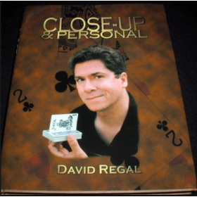 Book-Close-Up & Personal