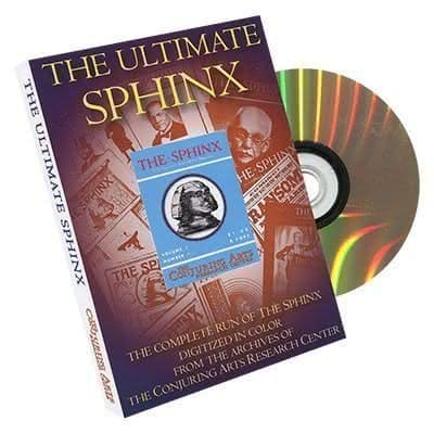 DVD-The Ultimate Sphinx