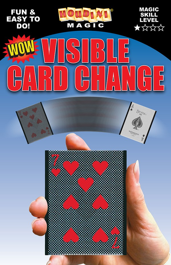 Visible Card Change