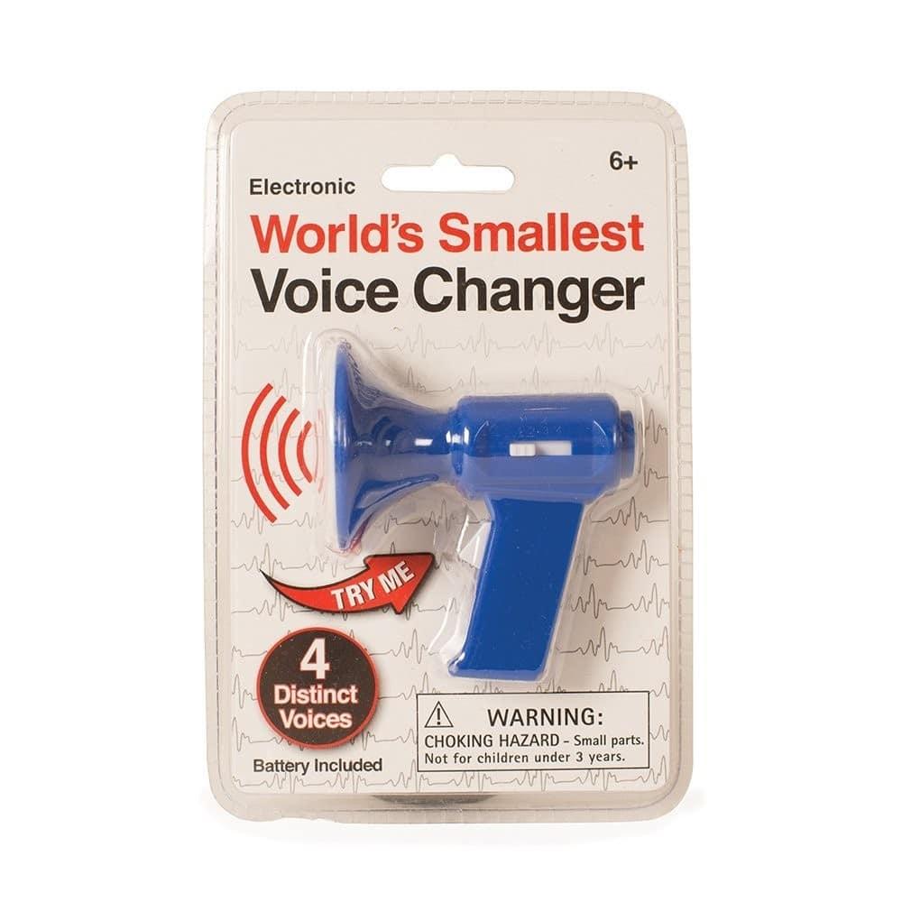Voice changer