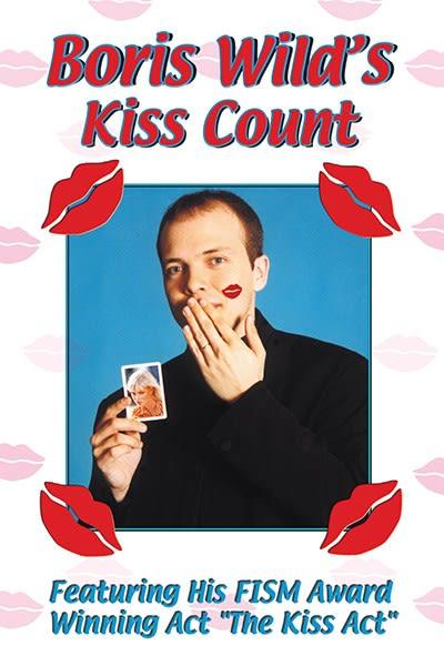 Boris Wild's Kiss Count