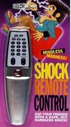 Shock Remote Control