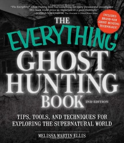 Book-The Everything Ghost Hunting Book