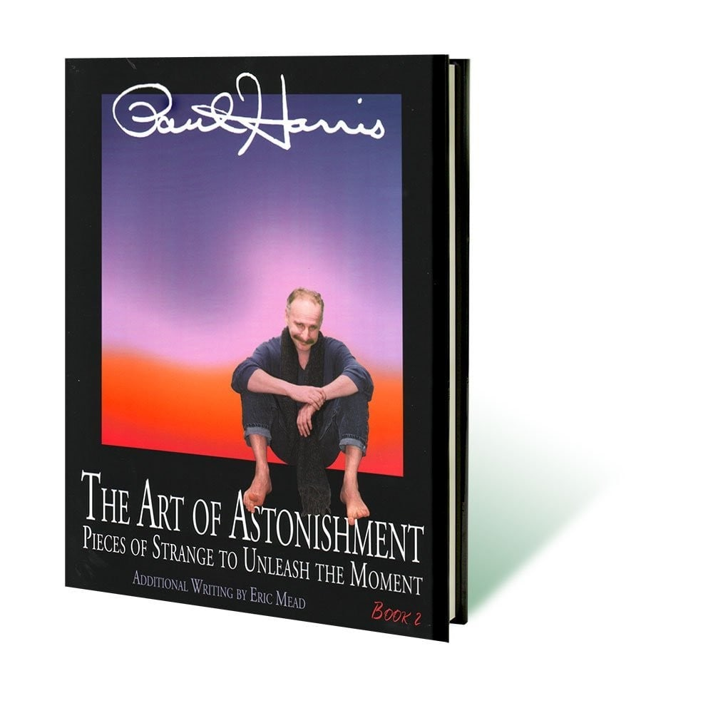 Book-ART OF ASTONISHMENT VOL 2