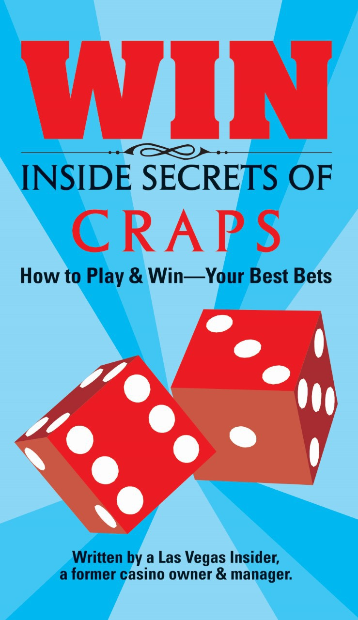 Book- Inside Secrets Of Craps