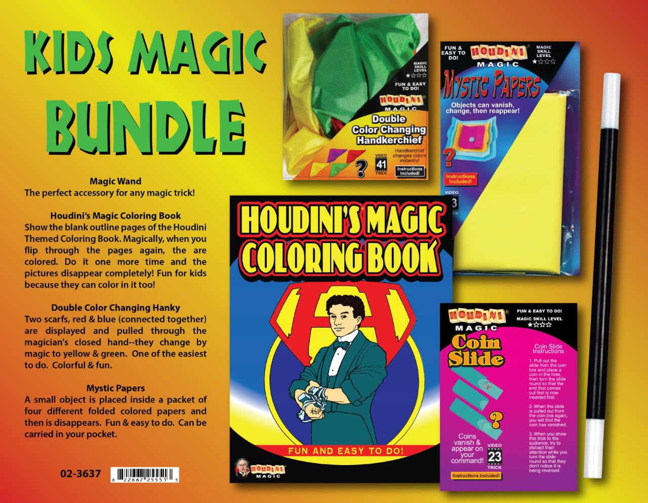Bundle - Kids Magic