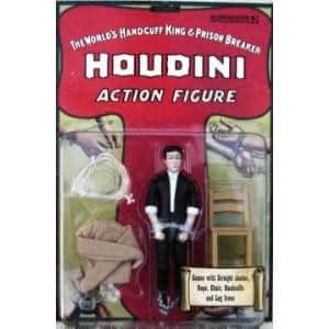 Houdini Action Figure