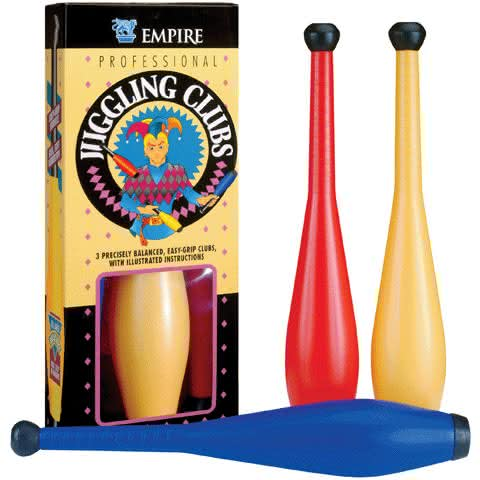 Juggling Clubs- Regular