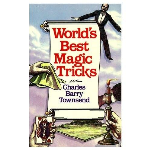 Book-World's Best Magic Tricks
