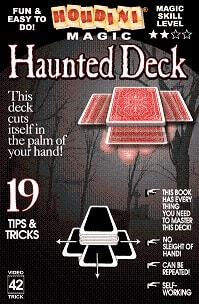 Book-Haunted Deck
