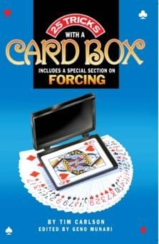 25 Tricks with a Card Box