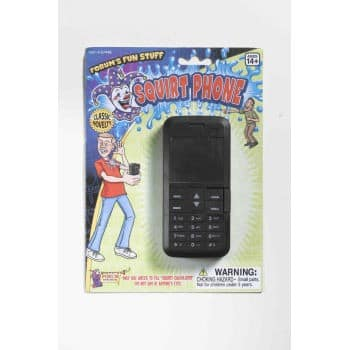 Squirt Cell Phone