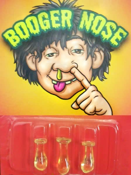 Booger Nose