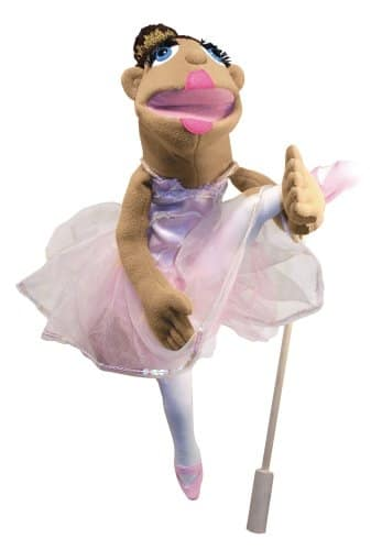Puppet-Ballerina