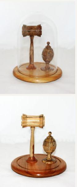 Mallet Ball & Vase