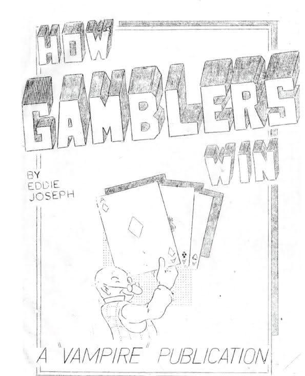 How Gamblers Win - Eddie Joseph  (download only)