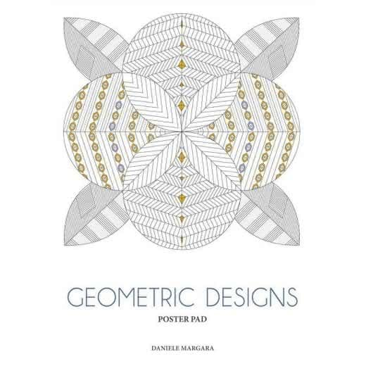 Geometric Designs Pad - Book