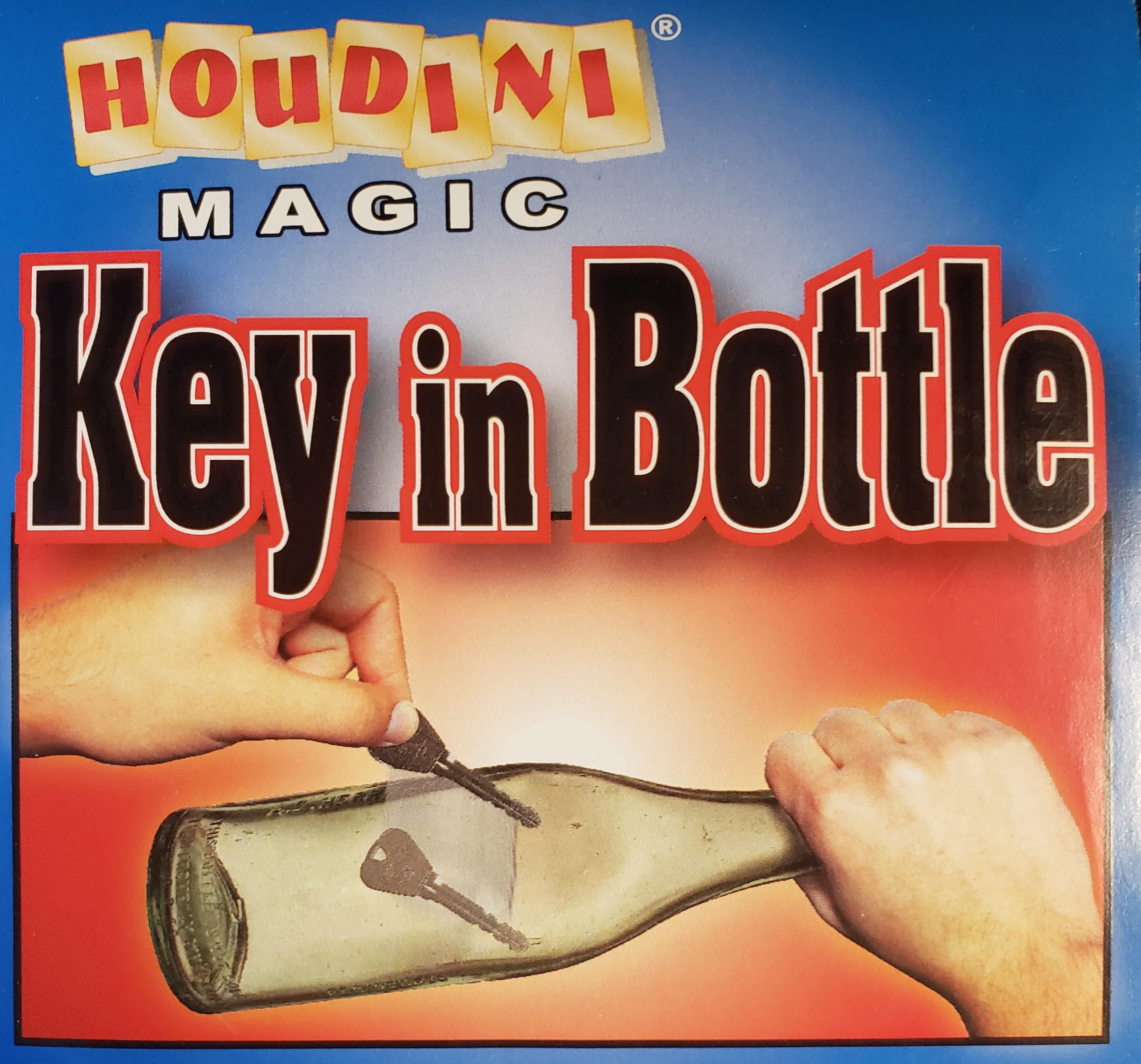 Key in Bottle