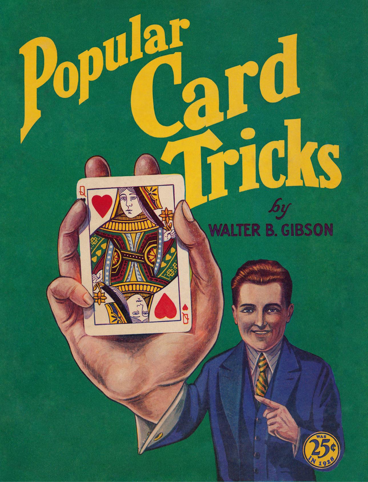 Popular Card Tricks