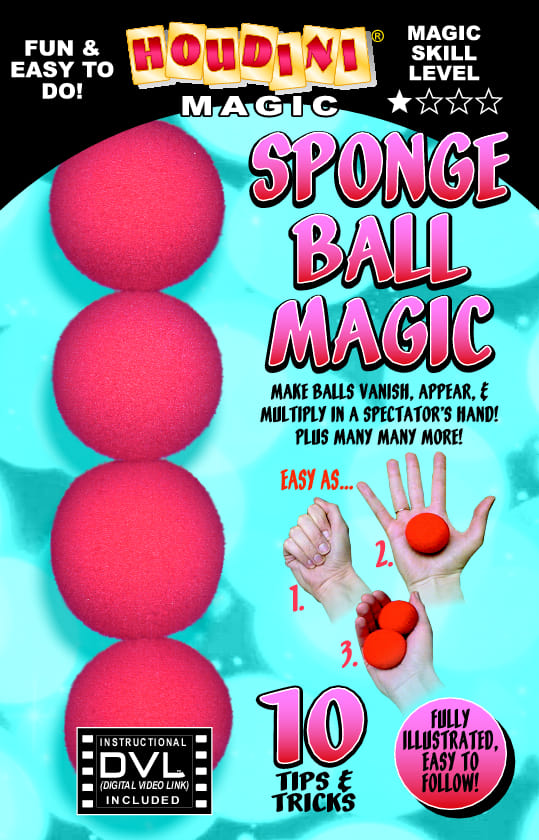 Sponge Ball Magic