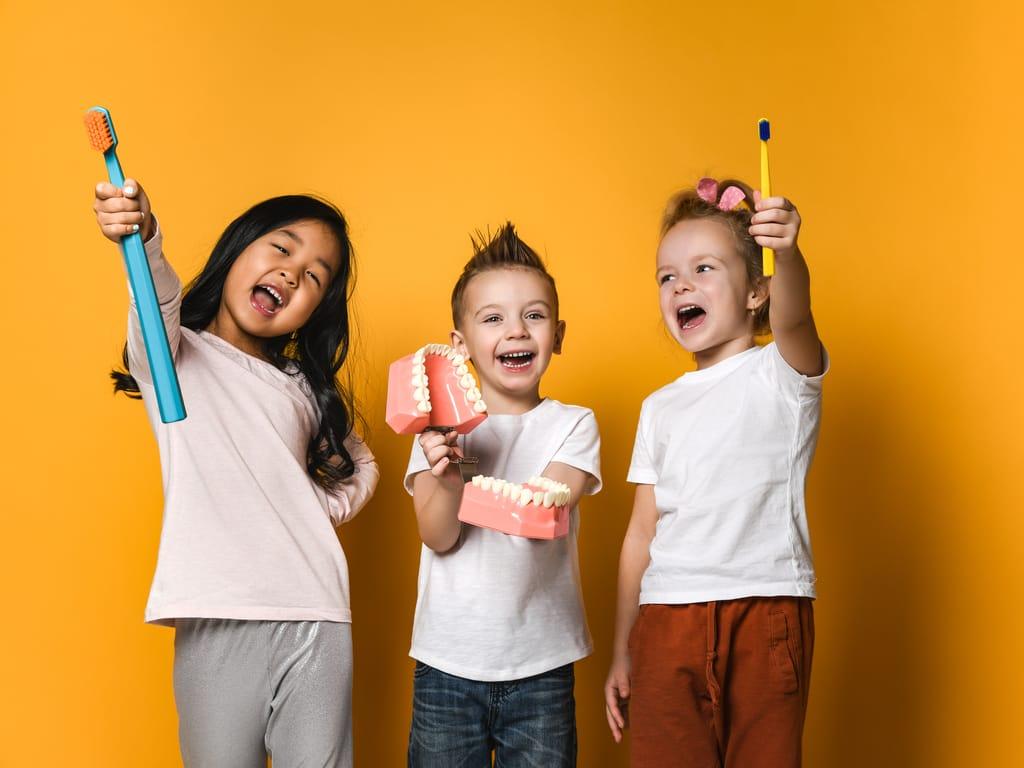 hygiene dentaire enfant nourisson