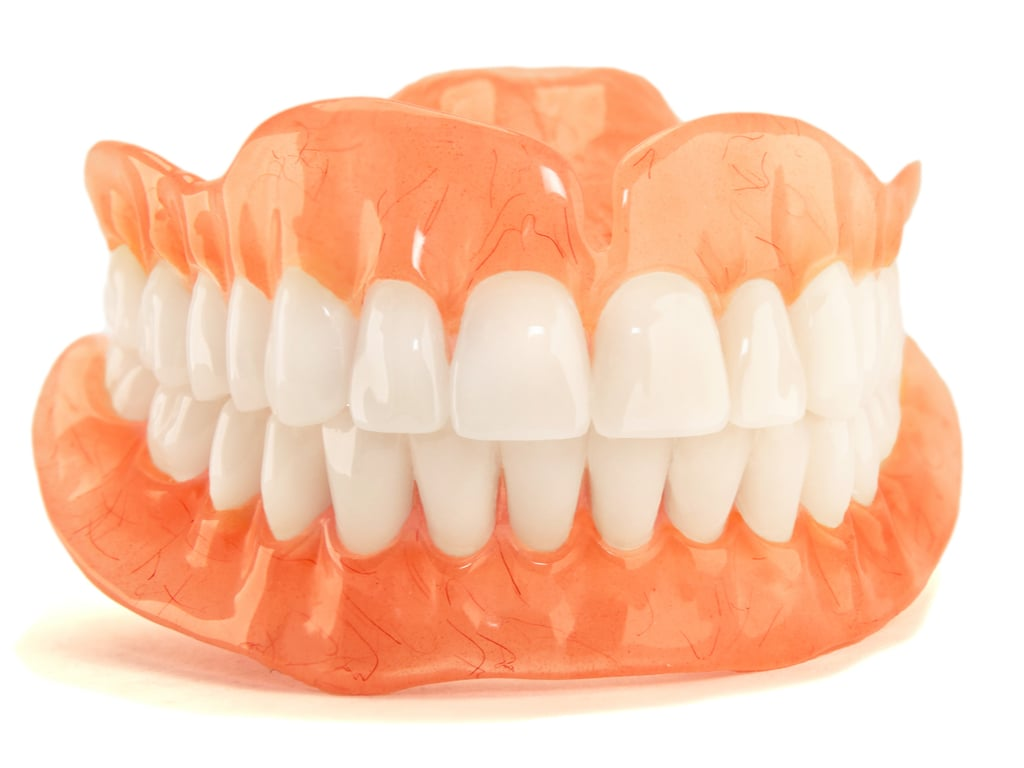 evocation protheses avec dentier complet