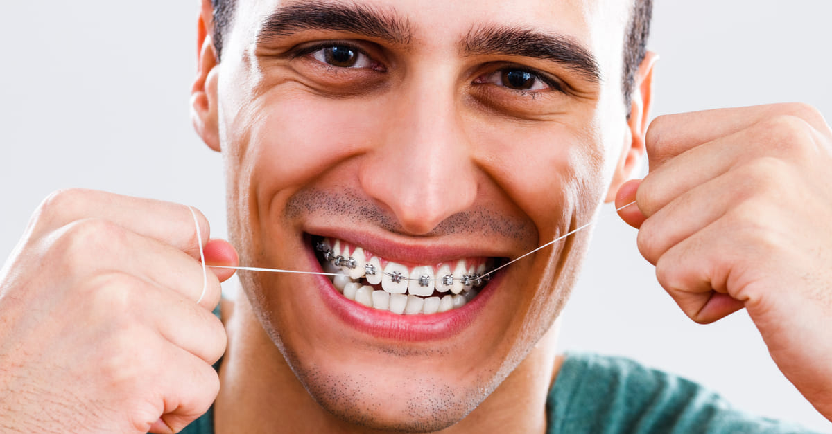 fil dentaire orthodontie