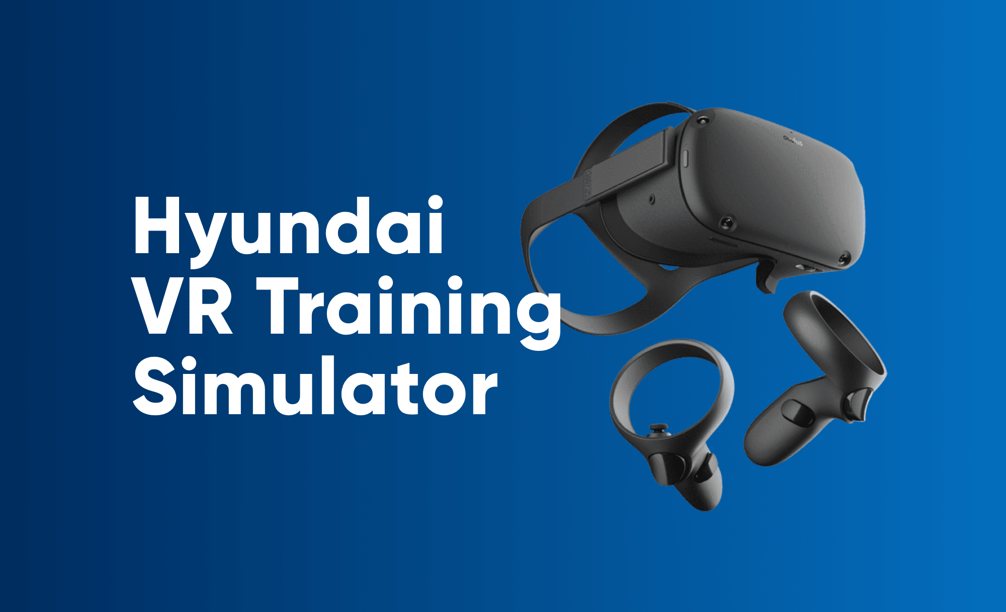 Hyundai VR Training