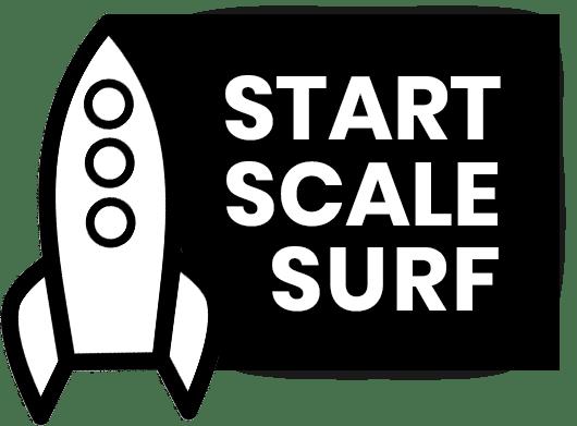 start scale surf