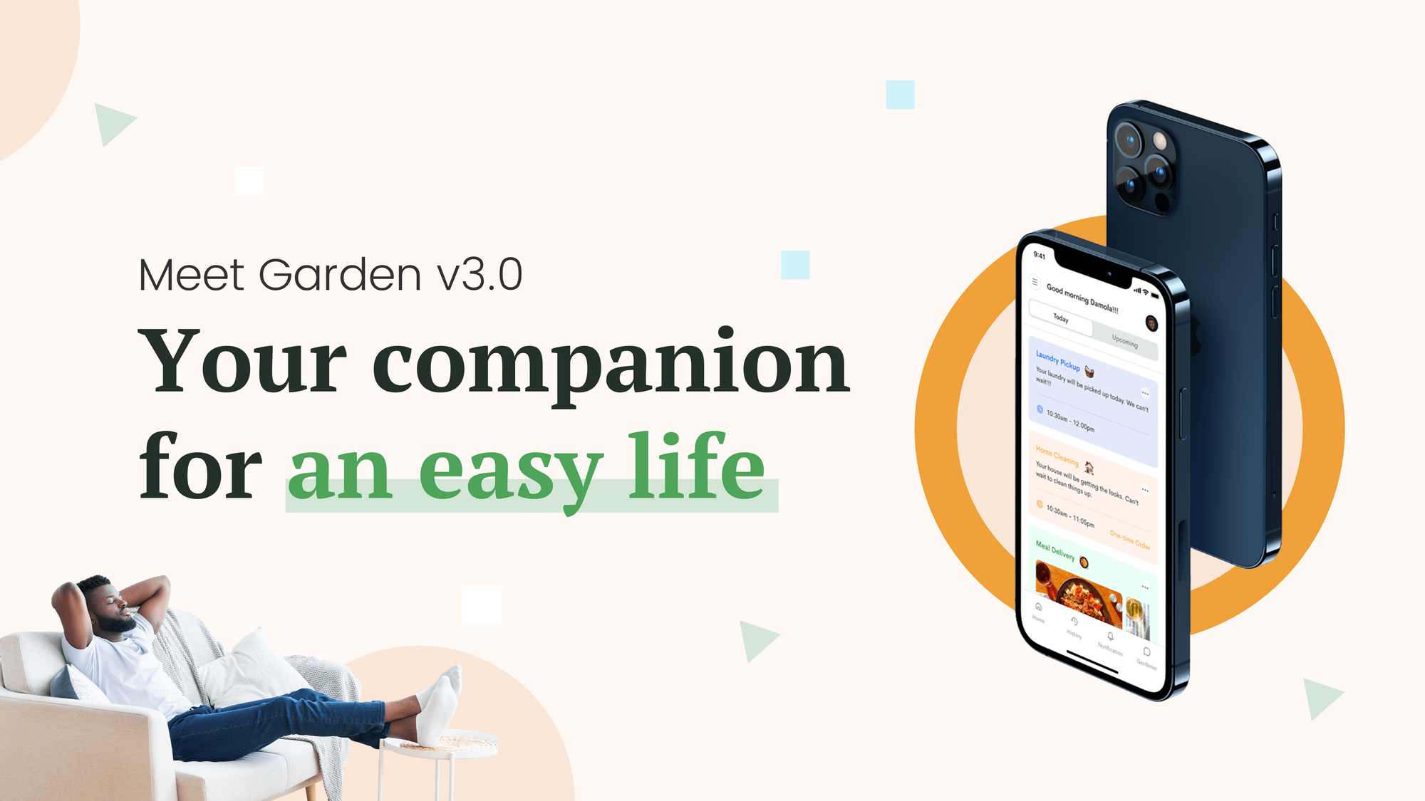 Garden v3.0: The Latest Iteration of an Easy Life