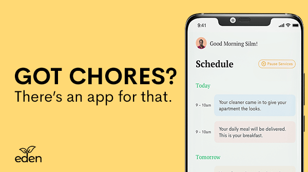 Chores? here's an app for that.