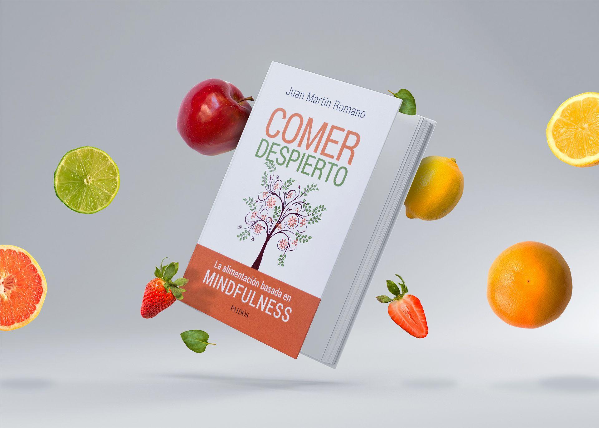 Libro - La alimentación basada en Mindfulness