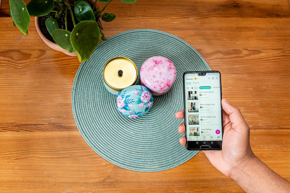 Olio's food sharing mobile app makes it easy to share unwanted food and other items