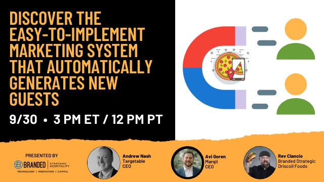 Webinar: Discover the Easy-to-Implement Marketing System that Automatically Generates New Guests