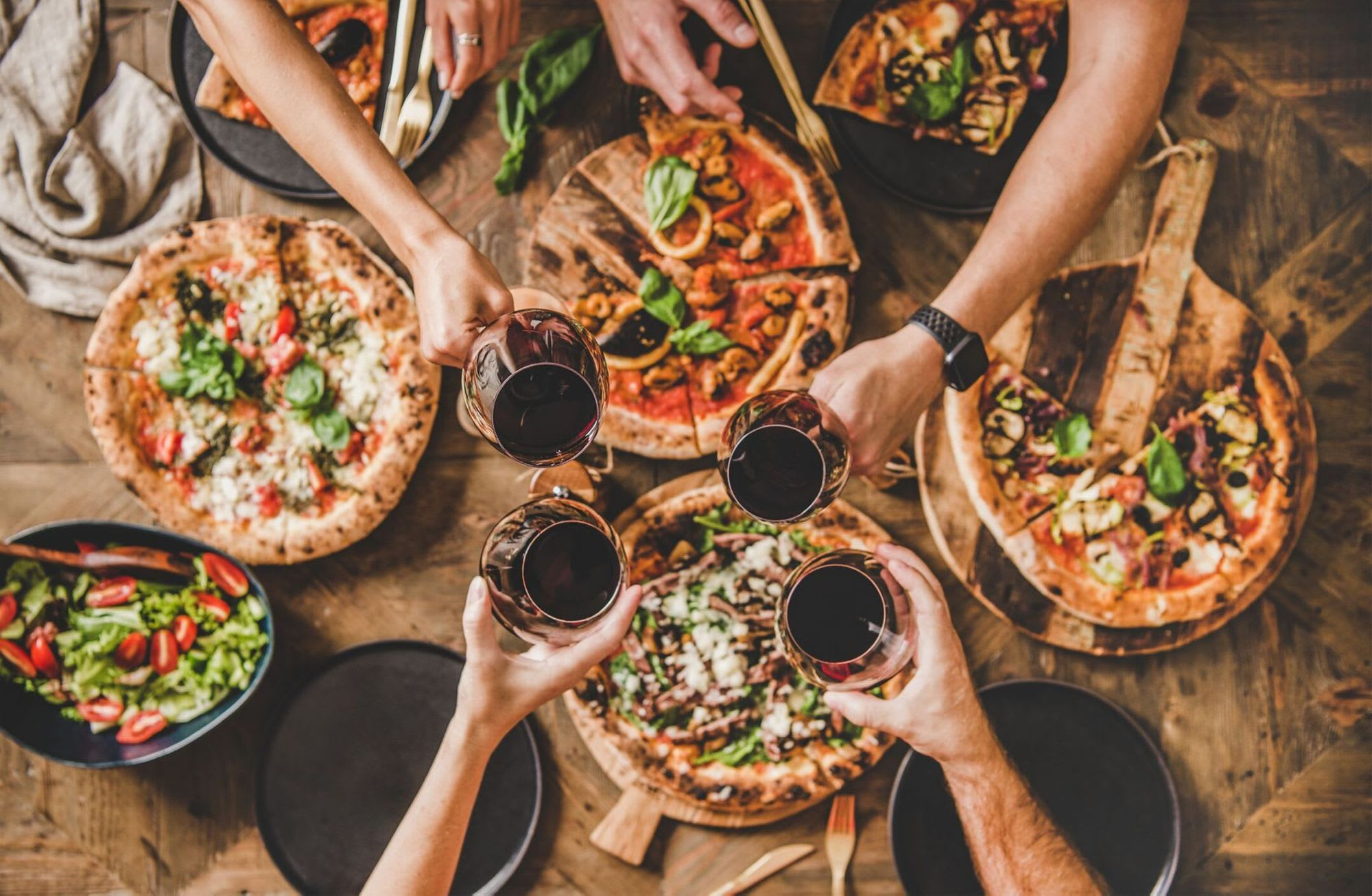 5 Pizza Facts You Didn't Know You Needed