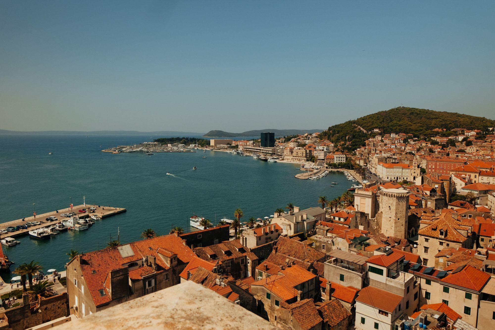 5 choses à savoir sur Split en Croatie 🇭🇷