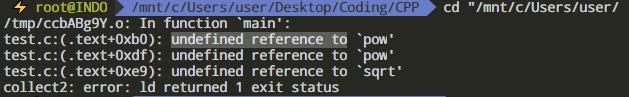 ubuntu_vscode_gcc_undefined_reference_error
