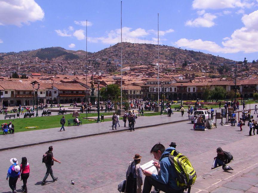 ただでは済まなかったペルー旅行(2日目)