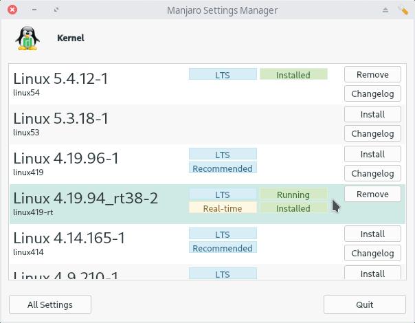 manjaro-kernel-install