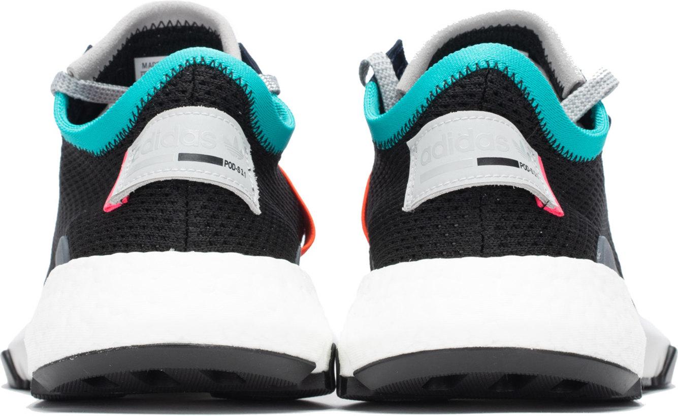 Originals Pod 1 S3 Solaire Adidas Noirnoirrouge Chaussure RFzqxwP