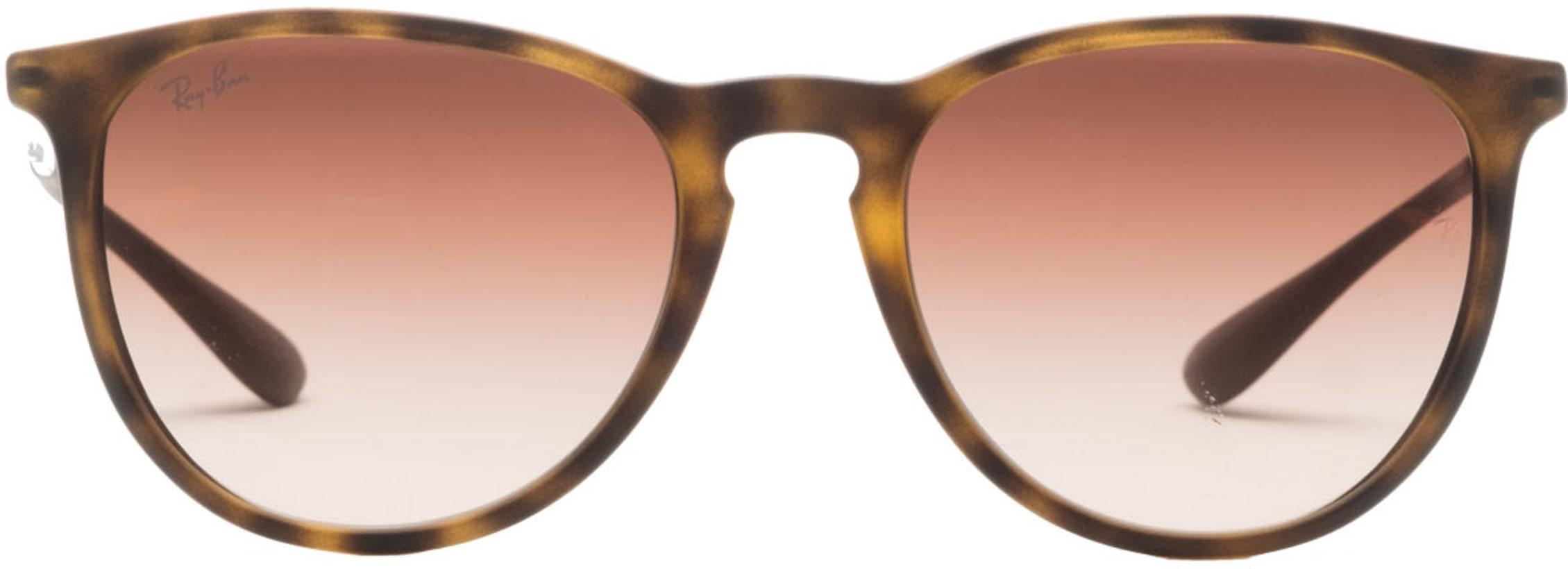 550ca5856b1 Ray-Ban  Erika Classic Sunglasses - Tortoise Gunmetal Brown ...