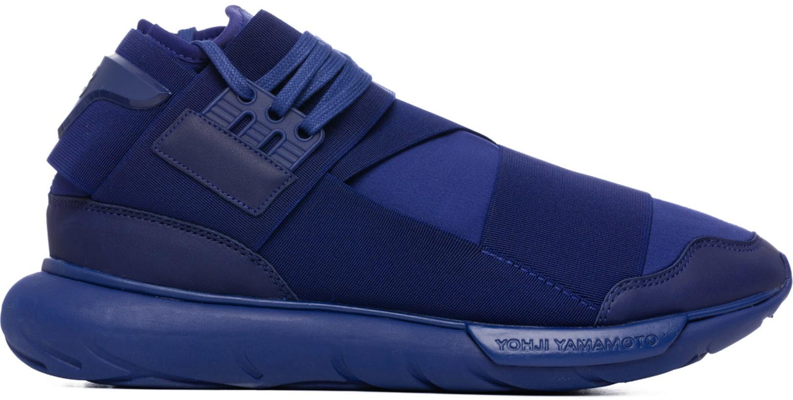 6d8322f7bc8fd Y-3  Qasa High Sneakers - Amazon Purple