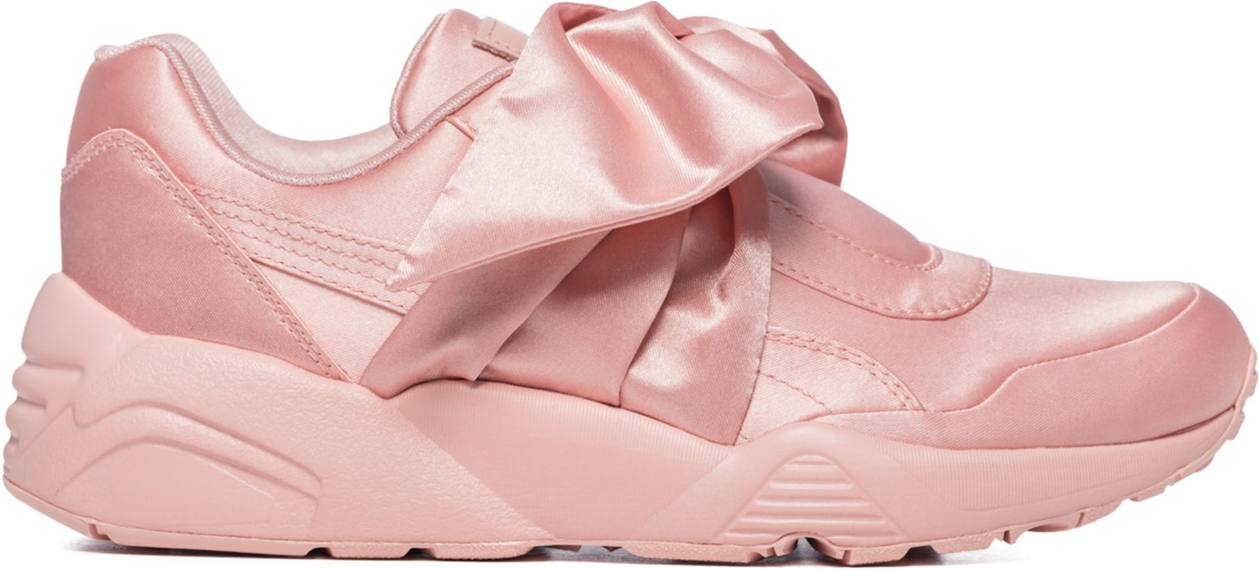 cheaper fa94e f4c49 Puma - Fenty Bow Sneakers - Silver Pink/Silver Pink