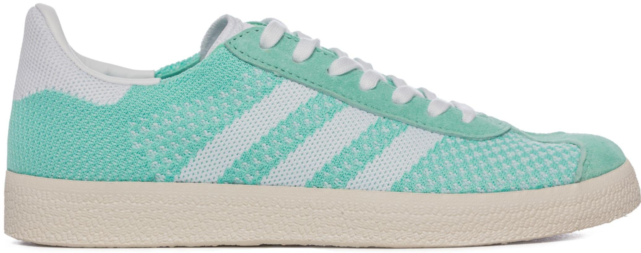 huge selection of bd517 7a593 adidas Originals: Gazelle Primeknit - Easy Green/Footwear White ...