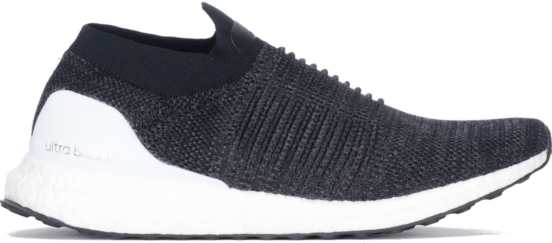 new style f4115 3c778 adidas Originals. UltraBOOST Laceless - Core Black Footwear White